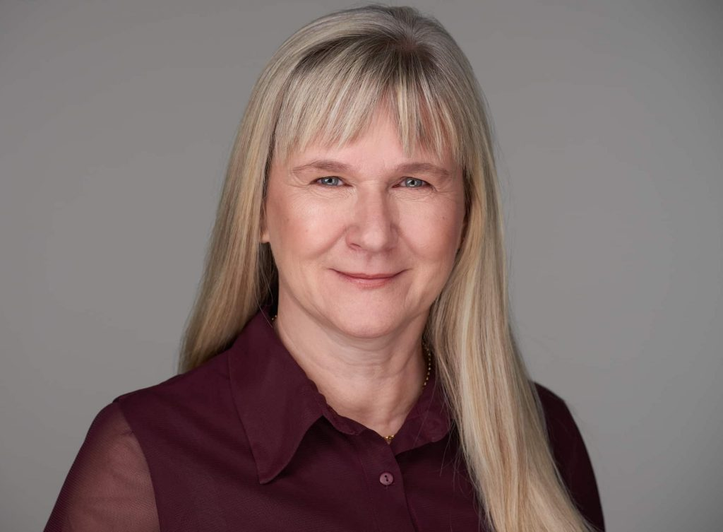Katalin Ambrus, Senior Agile Consultant and Product Owner of Sprint Consulting