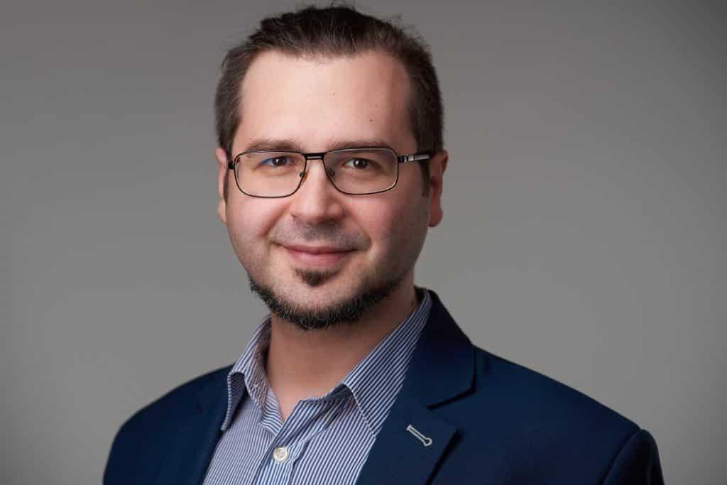 János Megyeri, Senior Agile Consultant and Scrum Master of Sprint Consulting