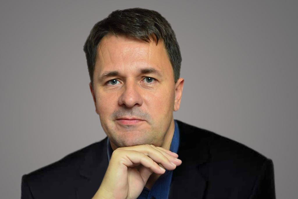 Zsolt Soczó, Senior Software Engineering Consultant of Sprint Consulting