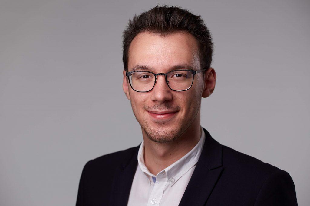Márton Hegedűs, Training Coordinator of Sprint Consulting, an agile training company