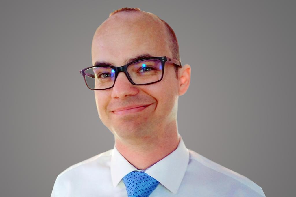 Péter Varga, Controller of Sprint Consulting, an agile training company
